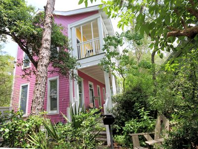 "Photo for In Seaside Proper ""Little Shady""  Sleeps 4 10% OFF 5 night+ in Spring!"