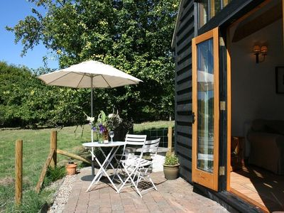 Photo for The Barn, Fishponds Cottage -  a cottage that sleeps 2 guests  in 1 bedroom
