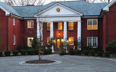 Exquisite Luxurious Mansion on Large Estate Right in the Town of Darien