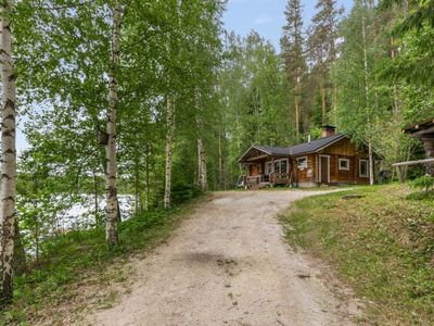 Photo for Vacation home Vuorenpeikko in Kerimäki - 6 persons, 2 bedrooms