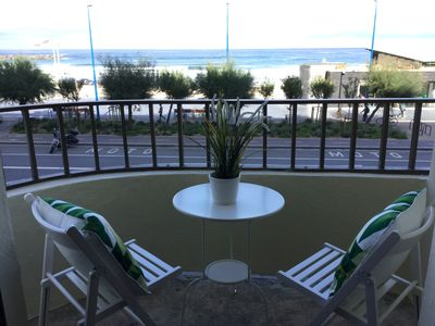 Photo for Zurriola View by Forever Rentals. 3 Bedroom apartment. Wifi. Groups. Beach views