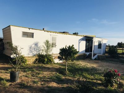 Photo for Mobile Home near El Cielo, Calm place for 2 or 3