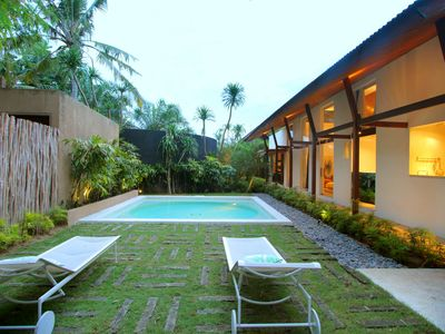Photo for Designer 5 Bedroom Villa, Rice Field View, Canggu