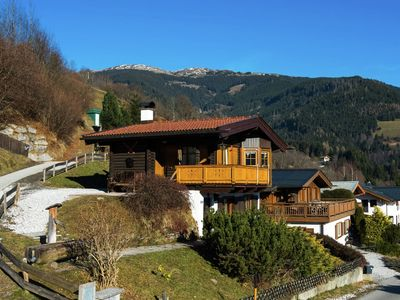 Photo for A detached chalet, close to the ski-run and near Zell am See and Kaprun.