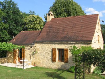 Photo for Sarlat La Caneda: CHARMING COTTAGE 4 km from Sarlat in Dordogne