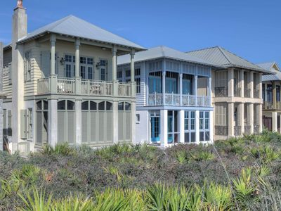 Photo for Hayek Cottage - Gulf Front in Rosemary Beach, FL
