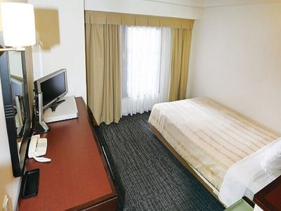 Photo for Smoking Standard Single Hotel Brion Naha Stay ov / Naha Okinawa