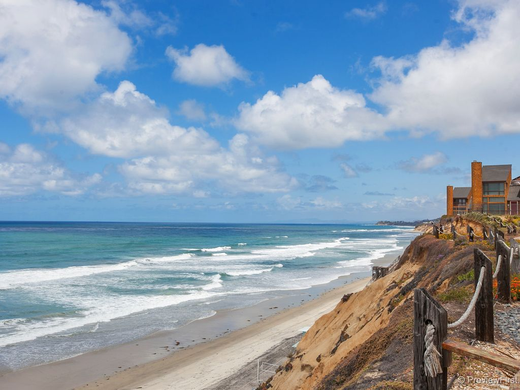 Oceanfront Complex In Solana Beach Vrbo