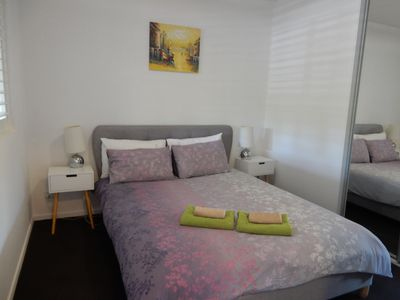 Photo for modern 1 bedroom apartment near westall college and station in clayton south