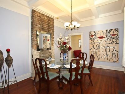 Photo for NOLA House-Center of all things New Orleans!  In Historical Neighborhood!
