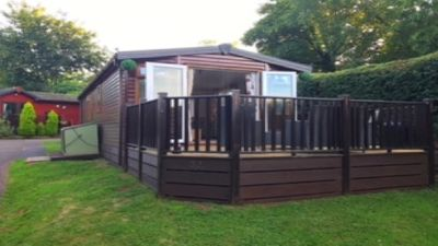Photo for A CHARMING Cabin in a peaceful surroundings of Devon Hills  Holiday Village