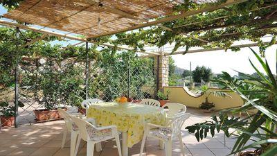 Photo for SPLENDID HOLIDAY HOME 5 PLACES, VERANDA COVERED, GARDEN, ALL SERVICES