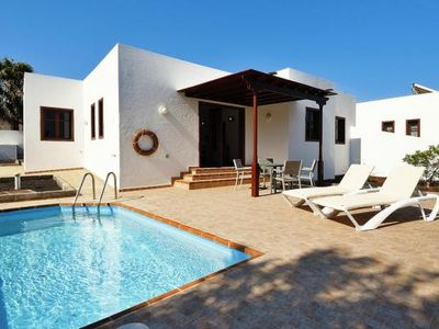 Photo for Holiday homes, Playa Blanca  in Lanzarote - 4 persons, 3 bedrooms