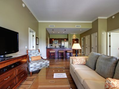 Photo for Ground Floor 2 bed 2 bath unit at Honua Kai Resort and Spa, convenient location