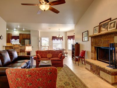 Photo for Winter Texans Special! Spacious 3/2 home close to the lake and fully fenced!