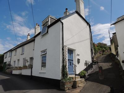 Photo for Shrimp - 18th Century 1 bed cottage set on the River Exe on Devon's South Coast