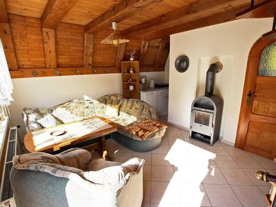 Photo for Holiday home SEE 9861 - Finnhütte Neu Canow SEE 9861