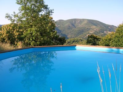 Photo for Villa with private pool, great views
