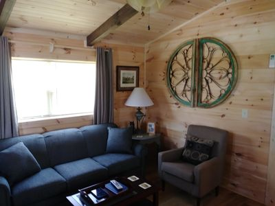 Photo for Moore Rd. Cabin # 3 approx. 1 mile from Tryon International Equestrian Center