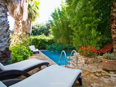 Photo for Beautiful villa with heated private pool in Pula