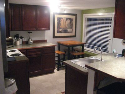 Downtown Executive Suite One Bedroom Apartment