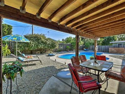 Photo for NEW-Remodeled Sacramento Home w/Private Patio+Pool