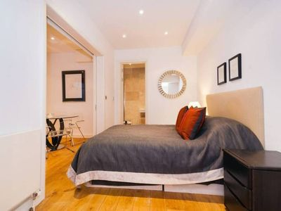 Photo for Modern & design 1BR in Knightsbridge - One Bedroom Apartment, Sleeps 2