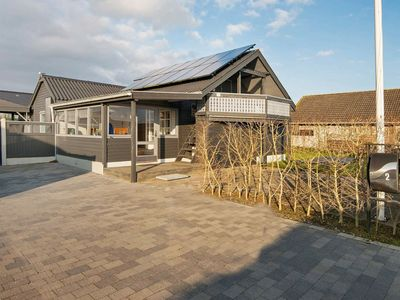Photo for Duplex Holiday Home in Jutland with terrace and barbecue