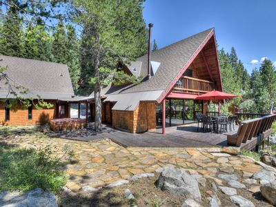 Photo for Alpine Meadows Cabin with Views and Hot Tub