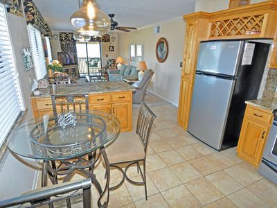 Photo for THIS IS THE ONE! Oceanfront 2BR2BA Inlet Point Villas 1F,