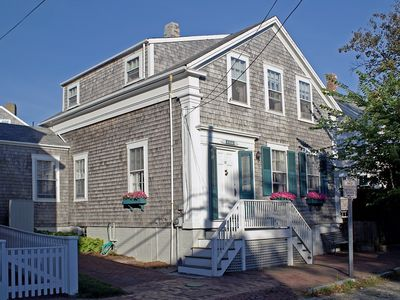 Photo for A Classic Nantucket Cottage Rental - Blocks from Main Street