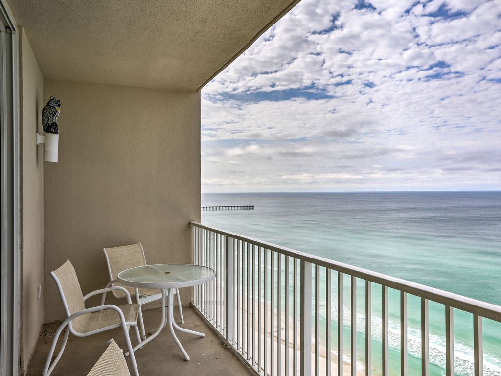 Oceanfront Resort Panama City Beach Condo!