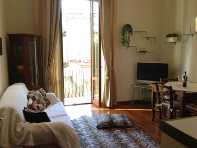Photo for A Lovely House, cozy and bright apartament close to the center