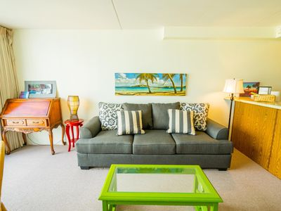 Photo for Enjoy spacious room minutes from WaikikiBeach(WS01)
