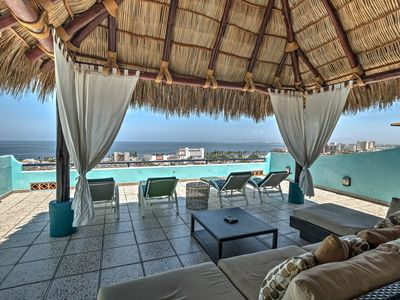 Photo for NEW! Banderas Bay Villa w/Spa & Waterfront Views!