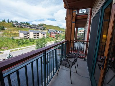 Photo for Grand Ski Condo | Near the Slopes with Hot Tub Access