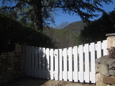 Photo for Room / Suite in nice house, natural pool - 500m from Colorado Provençal