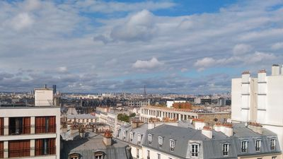 Photo for An incredible view on Paris monuments, weekly for 5 persons