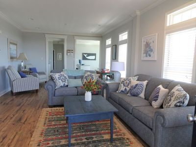 Professionally decorated living spaces