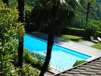 Photo for Pandora 1 apartment in residence with swimming pool