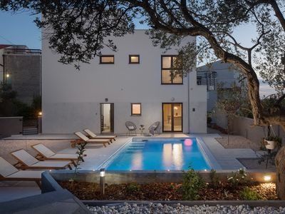 Photo for Modern Villa Val, in Zadar, with a Pool