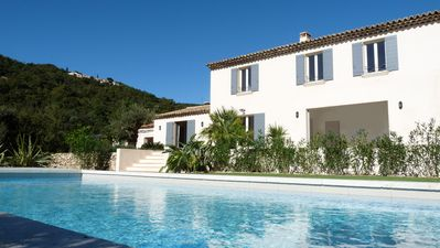 Photo for Beautiful Modern Bastide with eight bedrooms close to Grimaud