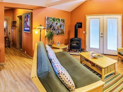 Photo for Blue Moon Cottage ~ Pet Friendly ~ 5 Blocks to OSF