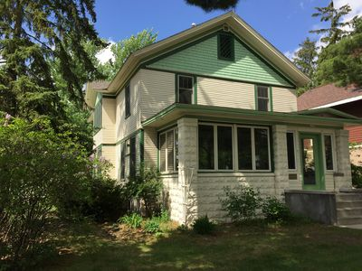 Photo for Gracious 4-Bedroom Home in Downtown Stevens Point