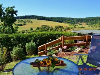 Photo for 3Stars house with large garden and walking trails in landlicher idyll