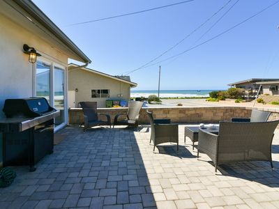 Photo for Fabulous 3 Bedroom Beach House with Ocean Views!