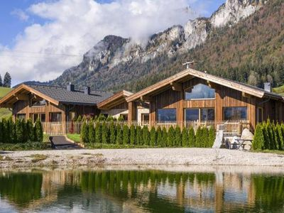 Photo for Chalets am Narzenhof, St. Johann in Tirol  in Kitzbüheler Alpen - 8 persons, 3 bedrooms