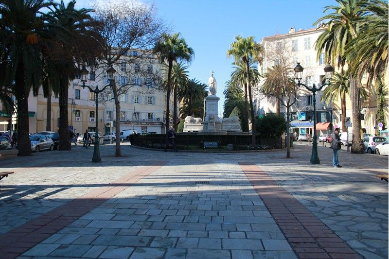 Ajaccio Holiday Apartment AJACCIO Superb duplex in the city center