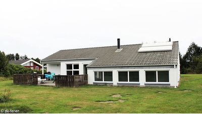 Photo for Stone holiday house with pool on the beautiful North Sea coast