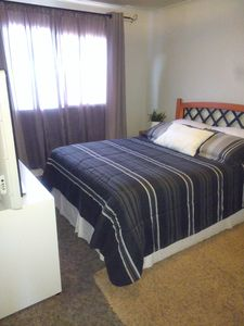 Photo for Beautiful master bedroom 3 Blocks from the beach